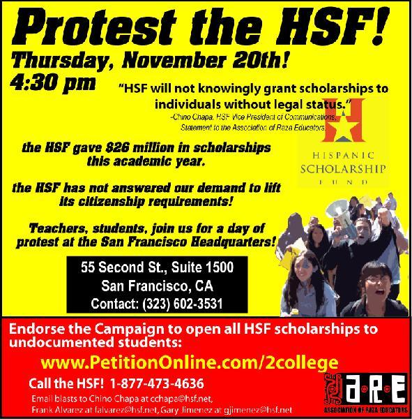 Stop Hispanic Schola...