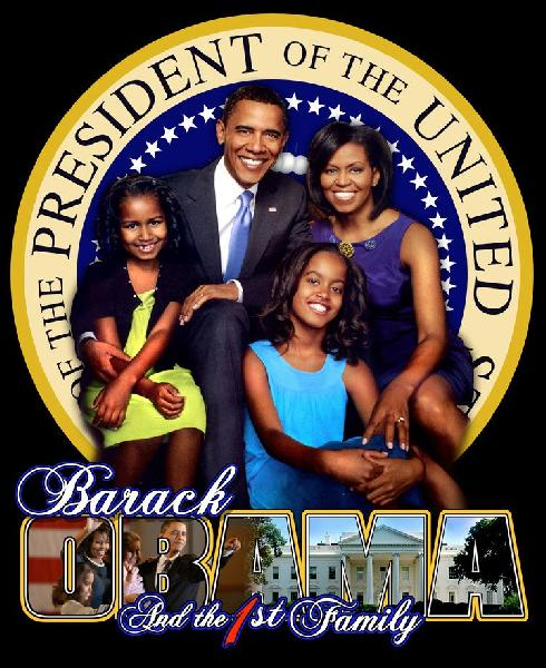 Obama Sweeps Preside...