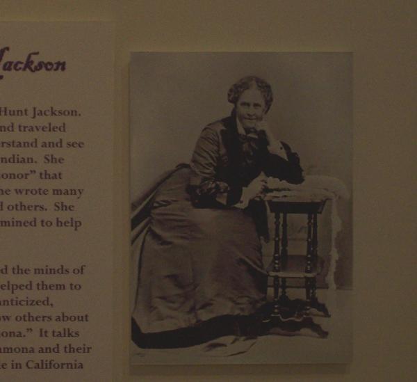 Helen Hunt Jackson...