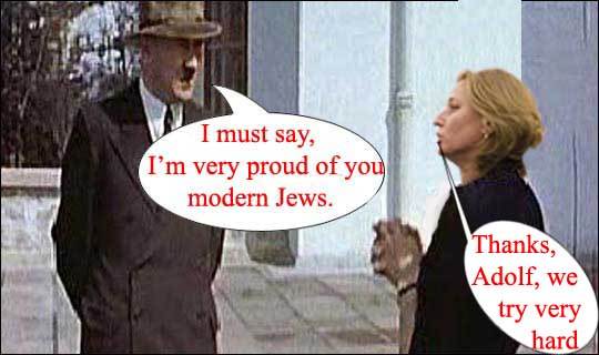 Hitler's children...