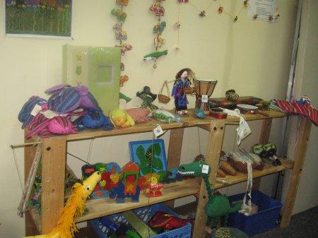 Fair Trade toys...