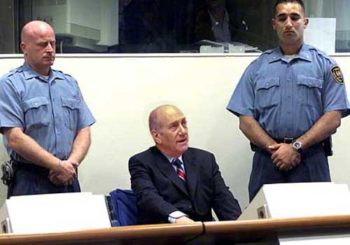 Olmert to be brought...