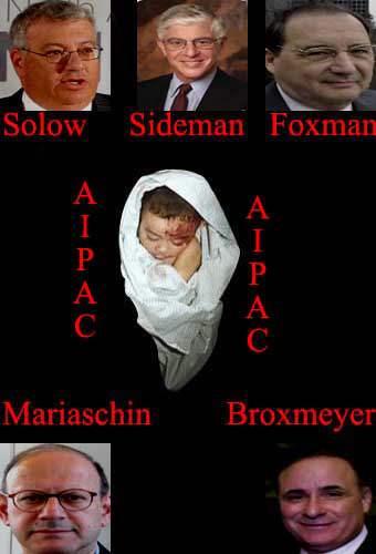 AIPAC threatened Oba...