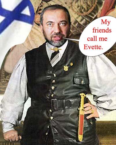 Israel's new kingmak...