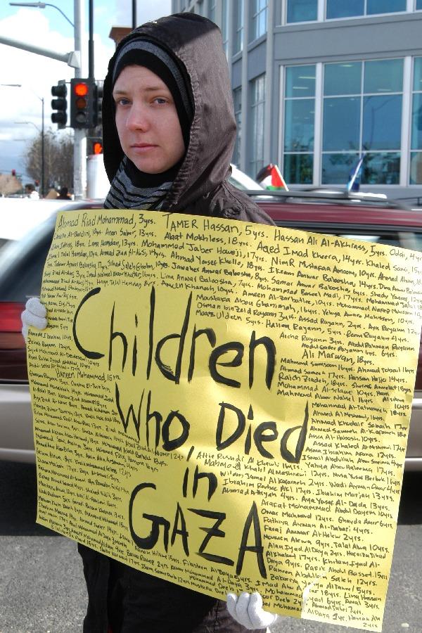 Names of dead Gazan ...