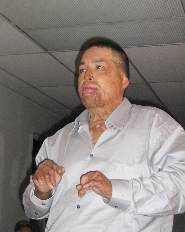 Rudy Reyes...