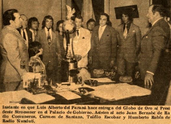 Gloria Rubín, el Go...