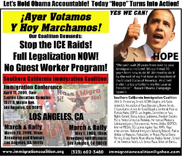 LA Welcomes Obama! S...
