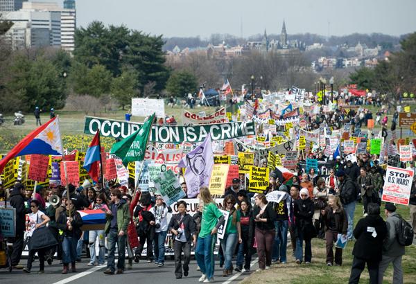 D.C. Mobilization...