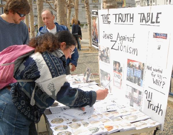 Jews against Zionism...
