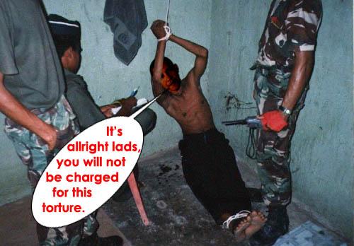 Torture...