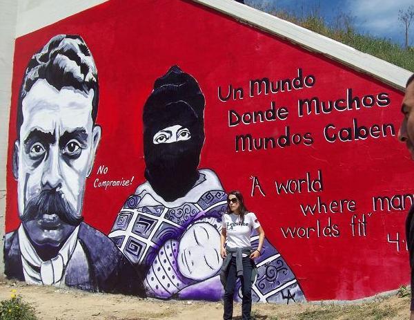El nuevo mural de Za...