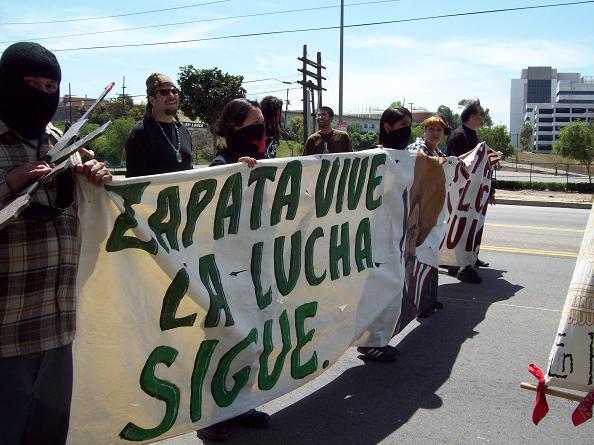 Zapata Vive...