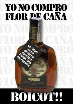 BOICOT al ron Flor d...