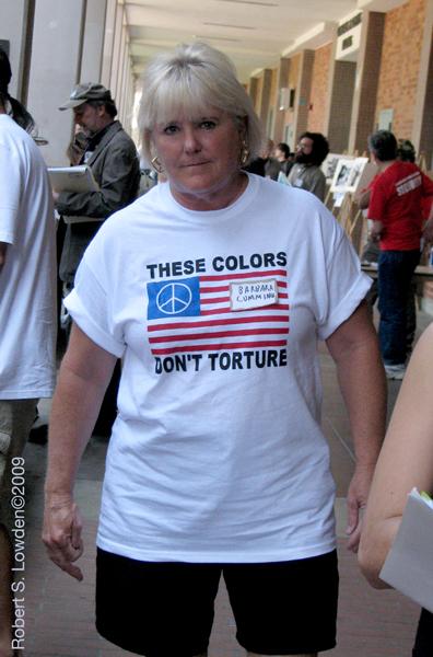 Torture Activist...