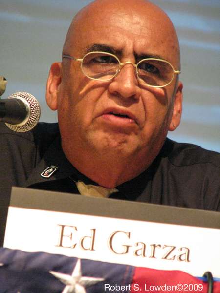Ed Garza...
