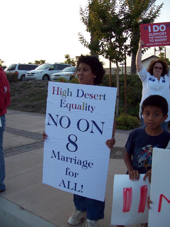 High Desert Equality...