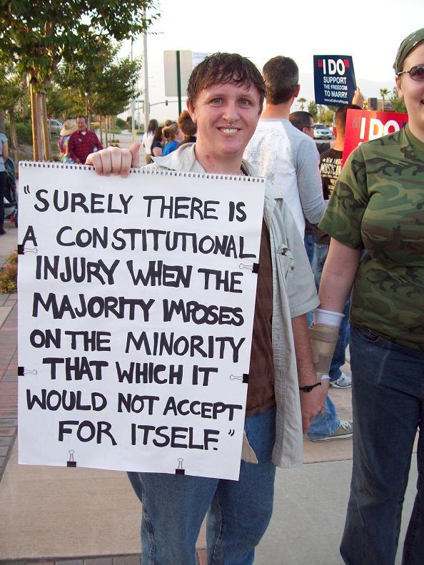 Majority rule v. min...