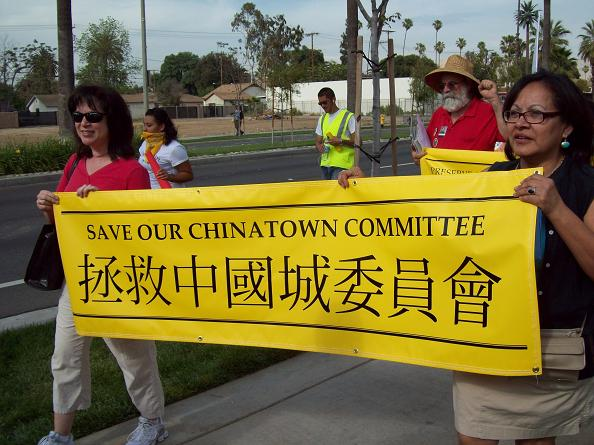 Save Our Chinatown C...
