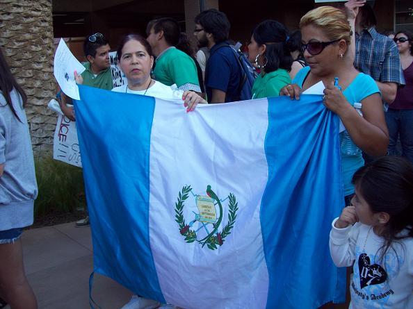 Guatemaltecas, prese...