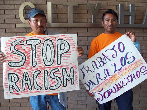 Stop Racism...