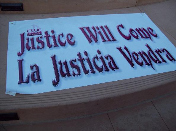 Justice Will Come La...