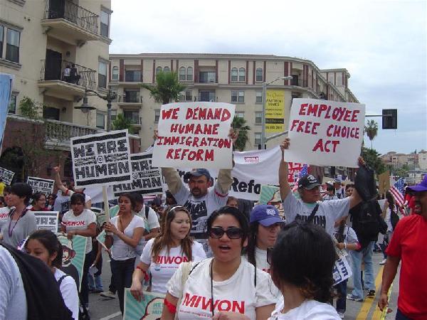 May Day 2009...