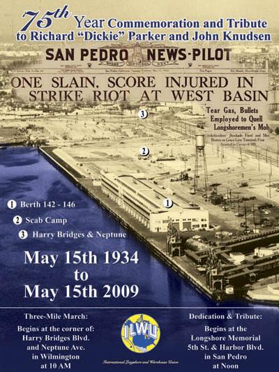 May 15, 2009 LA ILWU...