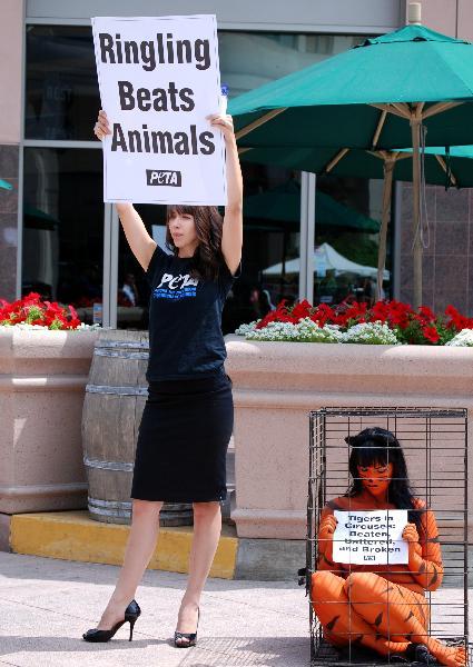PETA vs. Ringling...