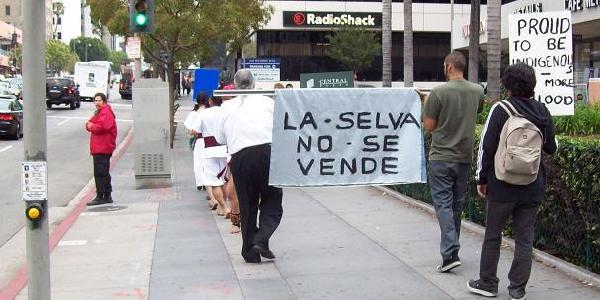 La Selva No Se Vende...
