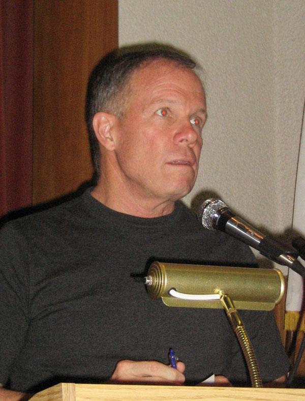 Col. Stewart Bornhof...