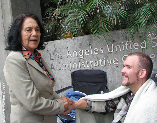 Dolores Huerta and S...