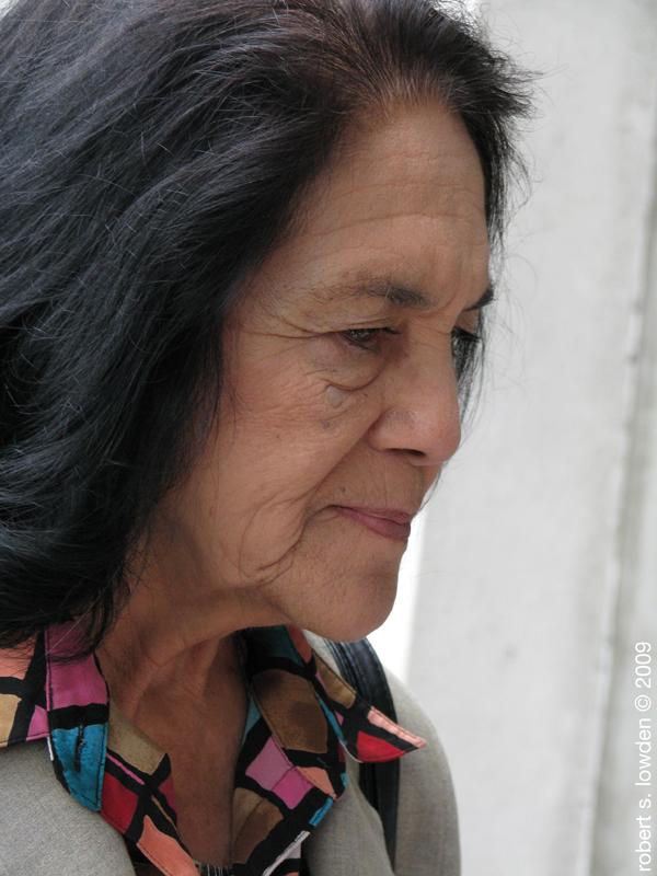 Dolores  Huerta...
