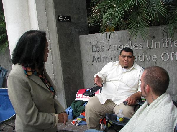 Dolores Huerta, Jose...