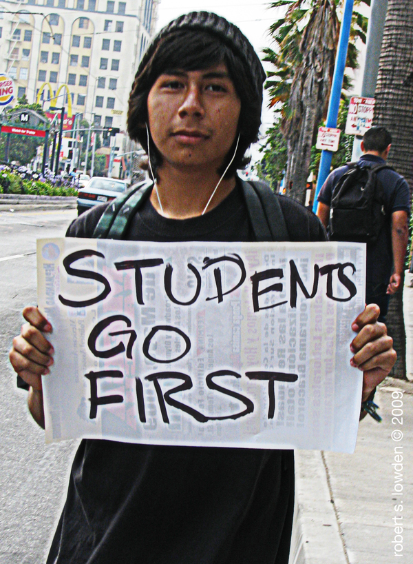 Los Angeles Student ...