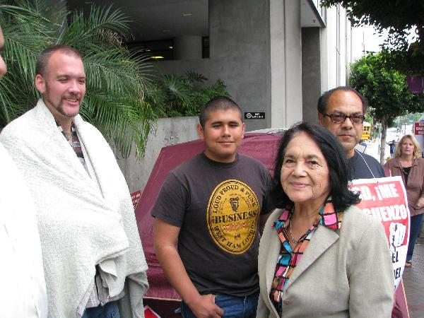 Dolores Huerta and H...