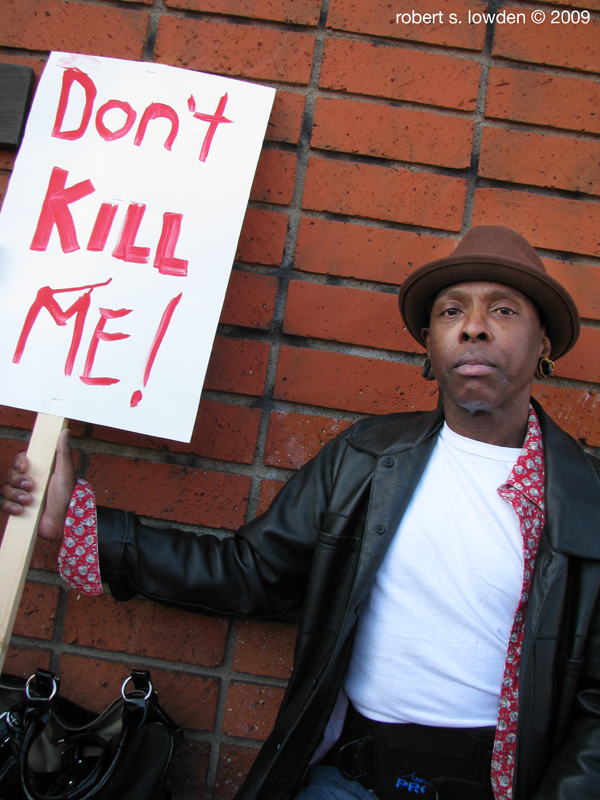 HIV Protesters Take ...