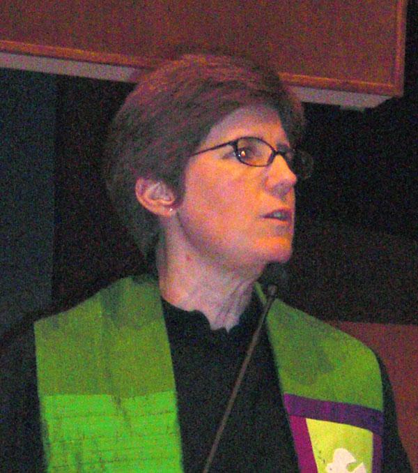 Rev. Kathleen Owens...