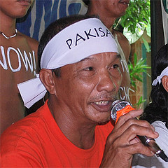 Filipino peasant lea...