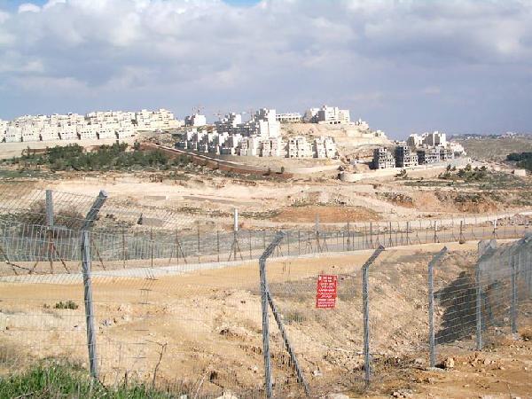 Israeli settlement p...