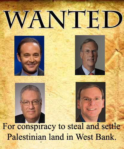 Wanted for conspirac...