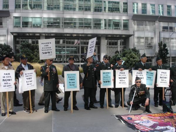 Filipino Veterans re...