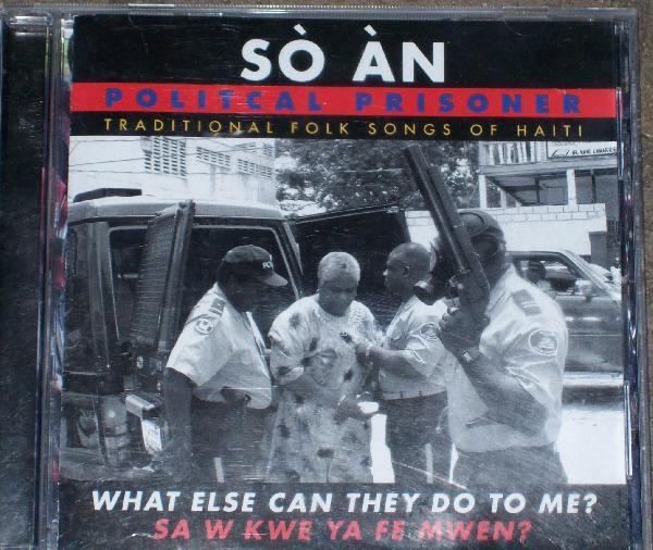 Haitian singer So An...