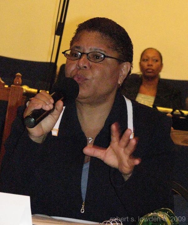Speaker of the Assem...