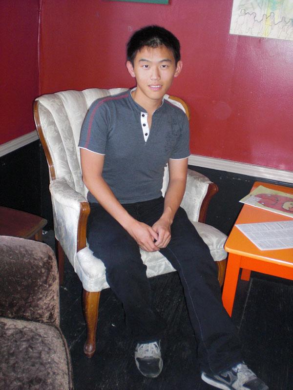 Arthur Huang...