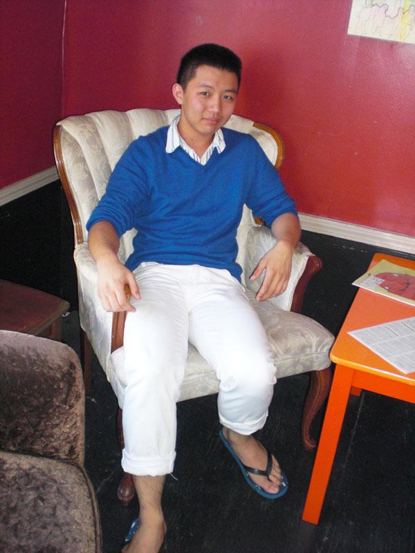 Kevin Kao...