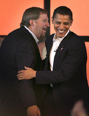 Warren-Obama...