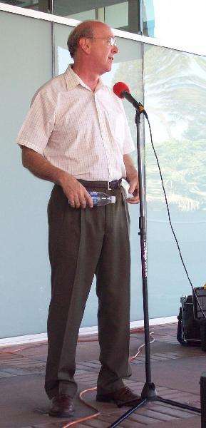 Bill Hedrick...