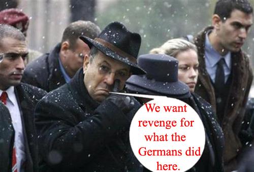 The Germans better l...