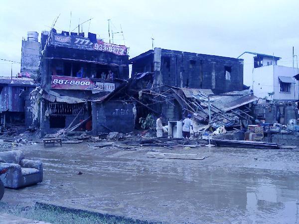 STP Typhoon Relief O...